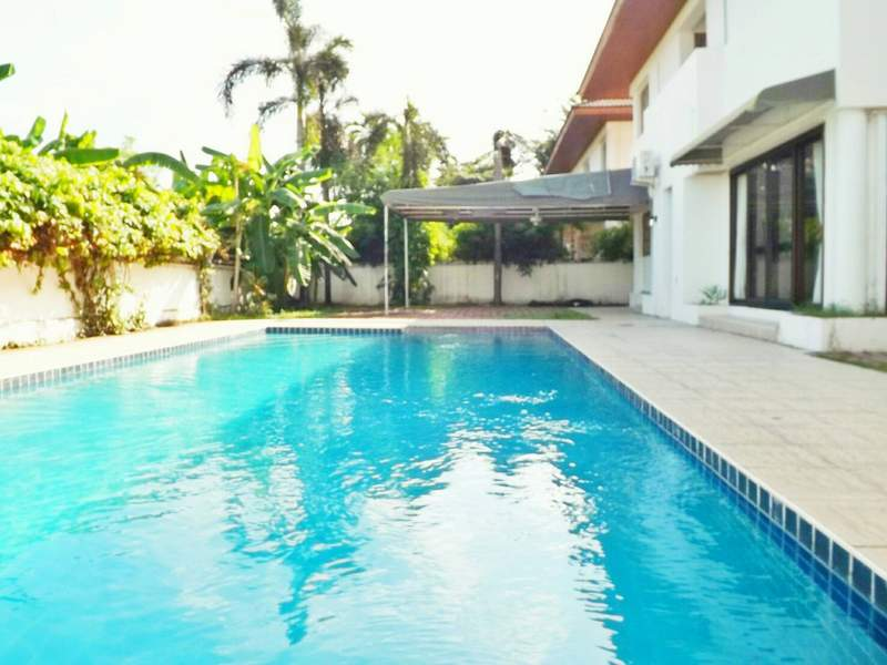 Rented 4 Nice Houses For Rent With Private Swimming Pool