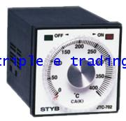 JTC-702 Dial setting, no indication temperature controller