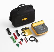Fluke 1550C Insulation Resistance Tester /Kit
