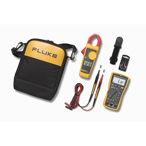 Fluke 117/323-KIT Multimeter and Clamp Meter Combo Kit