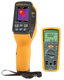 Fluke VT04-MAINT-KIT Visual IR Thermometer and Maintenance Kit