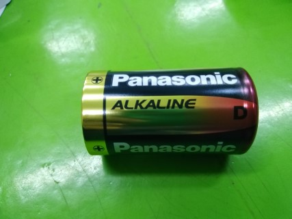 BATTERY PANASONIC LR20T/2B SIZE D ราคา 68 บาท