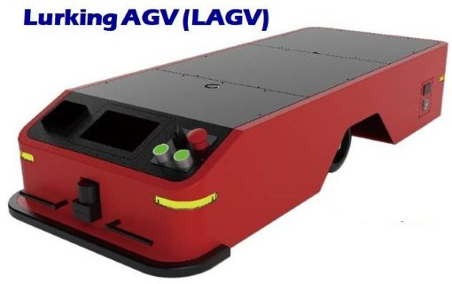 LURKING AGV (LAGV)