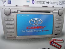 DVD TV For Camry