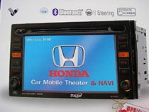 DVD TV FOR HONDA CITY