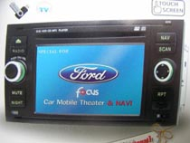 DVD TV FOR FORD FOCUS