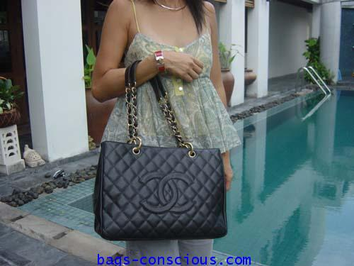 1cf6e7e8912c chanel grand shopping tote/quilted caviar leather/gold chain -  คลิกที่นี่เพื่อ