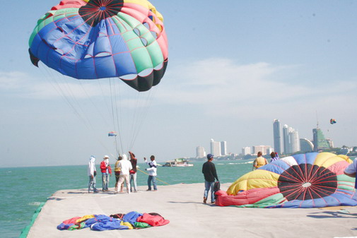 Pattaya City Beach Tour and Coral Island in Thailand