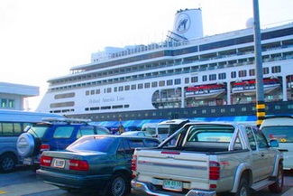 Cruise Ship Tours at Leam Chabang Port to Bangkok City