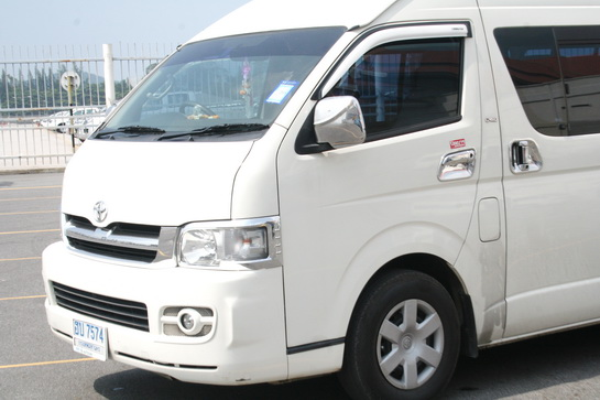 how to get from don muang airport to pattaya