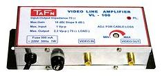 Vidio Line Amplifier TAFN VL-100