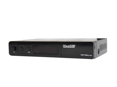 RECEIVER IDEASAT TOP-TEN H21RF