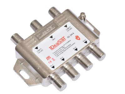 MULTI SWITH 3x4 IDEASAT ID-3x4