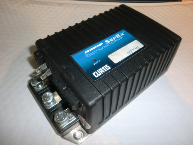Curtis 1243 43xx sepex dc motor speed controller 5255326 for Curtis dc motor controller 1243