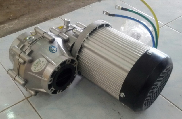 Bldc Differential Gear Motor 1200w 2000w 6026574