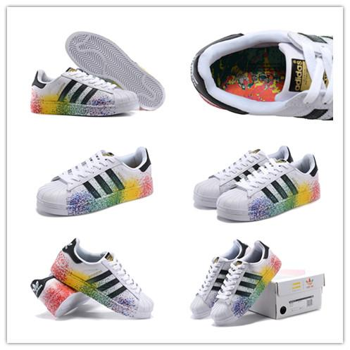 Cheap Adidas Superstar 80s Metallic Silver Snake Hers trainers Office Shoes