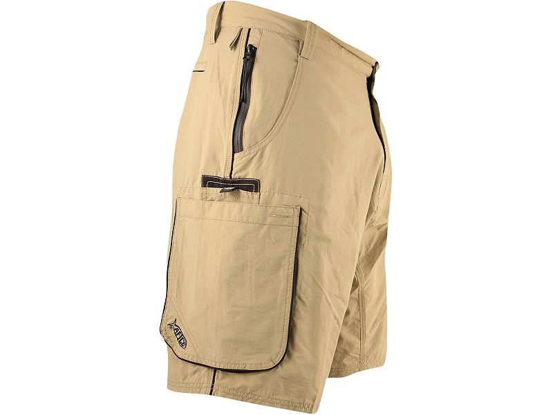 AFTCO Bluewater M02 Long Range Fishing Shorts(BLUE WATER) / KHAKI