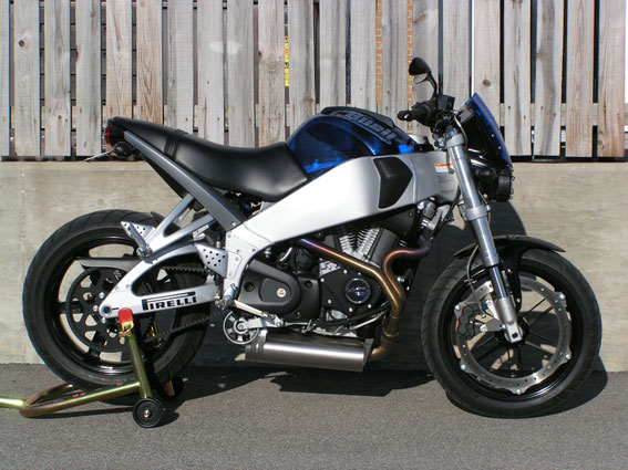 ขาย buell xb9s lightning [no. 0]