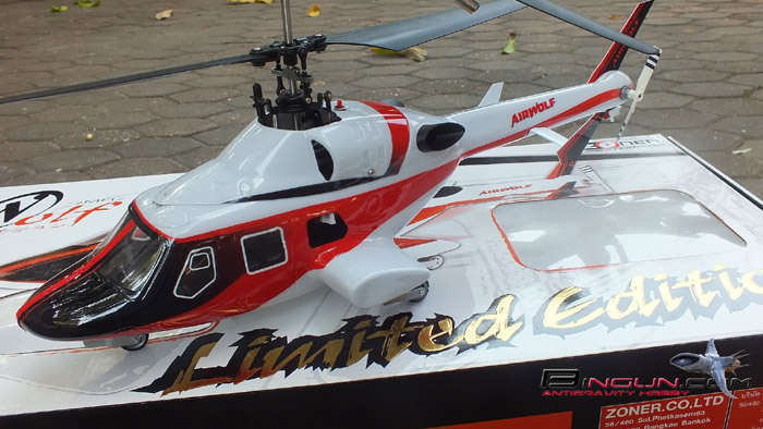 Art tech  AirWolf  4ch - ��ԡ��������ʹ��ٻ�Ҿ�˭�