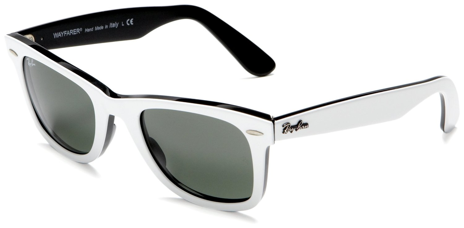 Black And White Ray Ban
