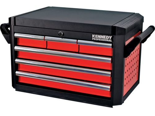 6 DRAWER PROFESSIONAL TOP CHEST KENNEDY