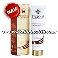 พรอพโพริส โลชั่น Propolis Moisturising Lotion with Propolis Extract 125ml