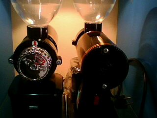 Coffee Mill LTH 600N