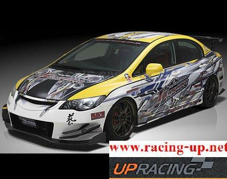  Civic 08-11 JS Racing Type Racing