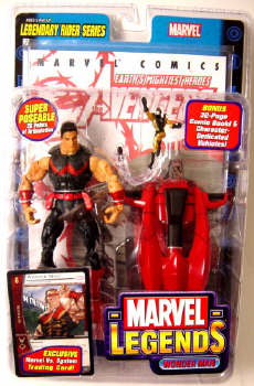 MARVEL LEGENDS SERIES 11 WONDER-MAN