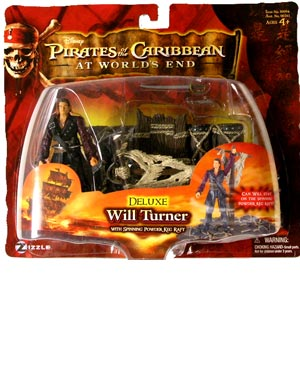 Pirates of the Caribbean  3 - Deluxe Will Turner