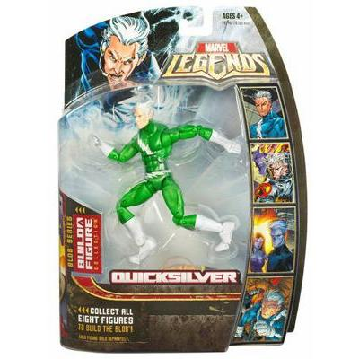 Quicksilver Figure