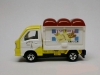 Tomica No10 SUBARU SAMBAR BAKERY (NEW)