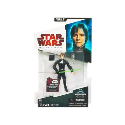 Star Wars Legacy Collection Luke Skywalker