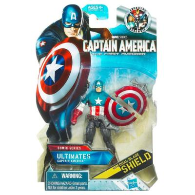 CAPTAIN AMERICA Comic Series: Ultimates CAPTAIN AMERICA