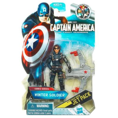 CAPTAIN AMERICA The First Avenger - Comic Series: Winter Soldier