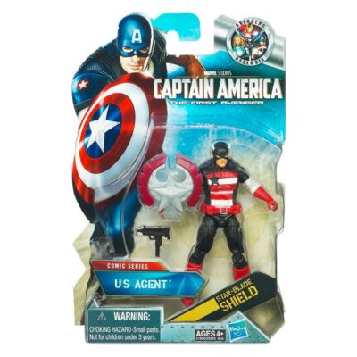 CAPTAIN AMERICA The First Avenger Comic Series: US AGENT