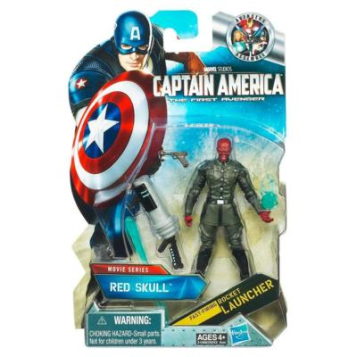 CAPTAIN AMERICA The First Avenger Movie Series RED SKULL