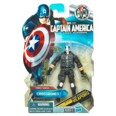 CAPTAIN AMERICA CROSSBONES