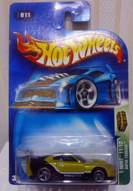 2003 Hotwheels International T-Hunt11/12 Super Tsunami