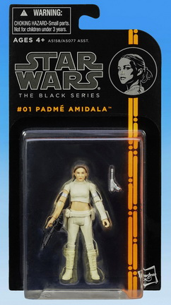 Starwars the black series  01 Padme\' Amidala