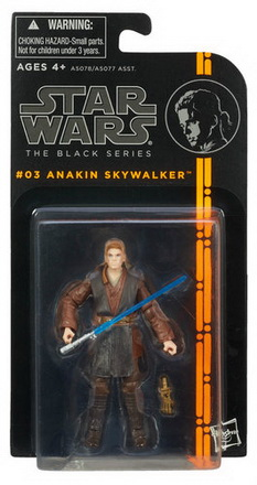 Star wars the black series 03  Anakin Skywalker