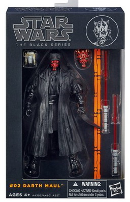 Star Wars The Black Series 6 Inch Darth Maul