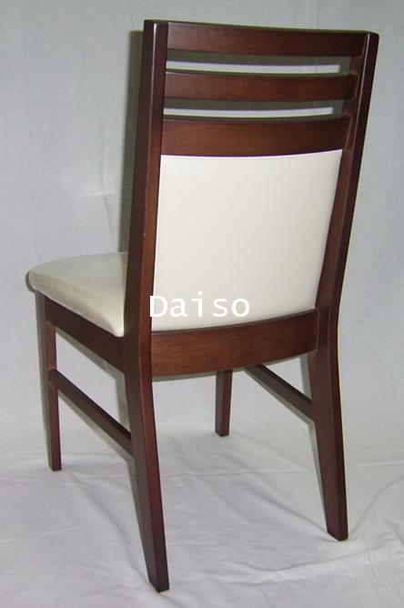 Rubberwood Furniture Rubber Wood Dinning Chair Dtp 009 1646891