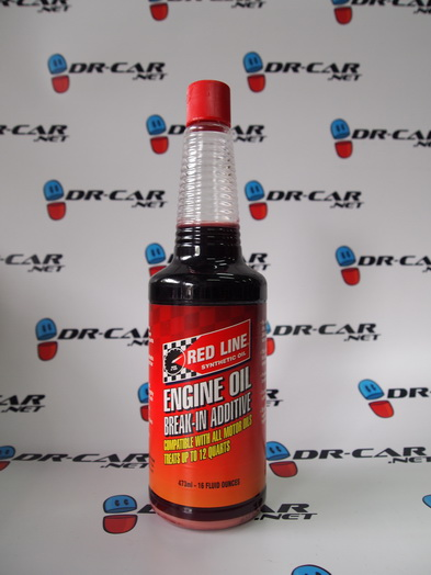 Redline Engine oin break in additive ขนาด 473 ml