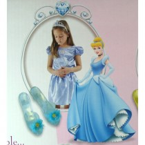 Disney Princess Costume Set-Cinderella 5-6 ปี - Disney Princess Costume Set-Cinderella