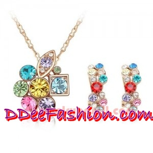 Fashion jewelry set2