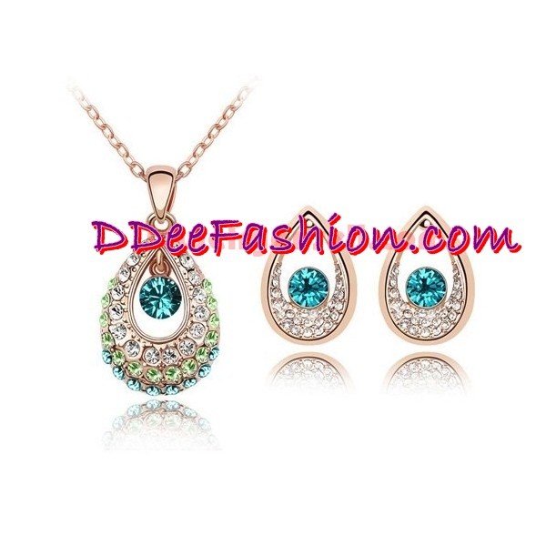 Fashion jewelry set1