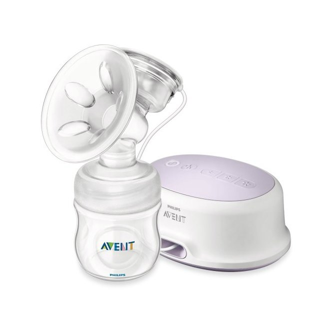 Single Electric Natural Breast Pump โดย Philips AVENT