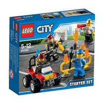 City Fire LEGO Fire Starter Set 60088 - City Fire LEGO Fire Starter Set