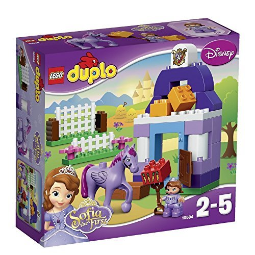 DUPLO Sofia the First Royal Stable 10594